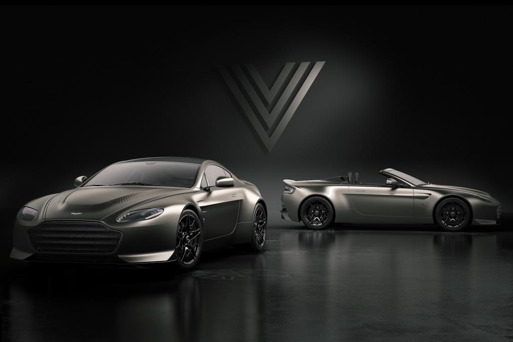 Aston Martin Unleashes Run-out V12 Vantage V600 3