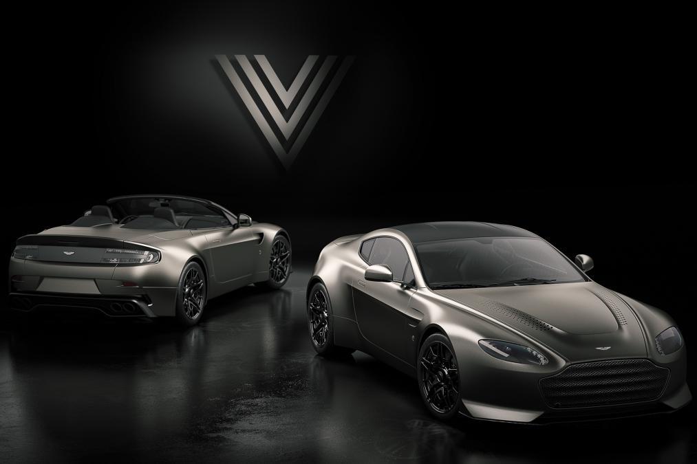 Aston Martin Unleashes Run-out V12 Vantage V600 4