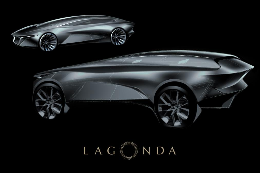 Aston Martin Lagonda SUV announced and it might break your eyes 1