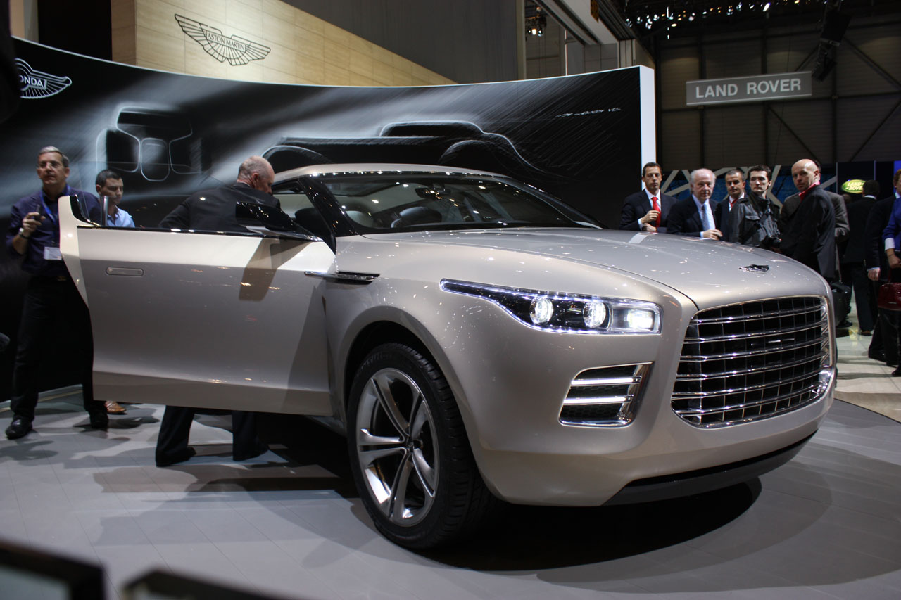 aston martin lagonda suv announced and it might break your eyes