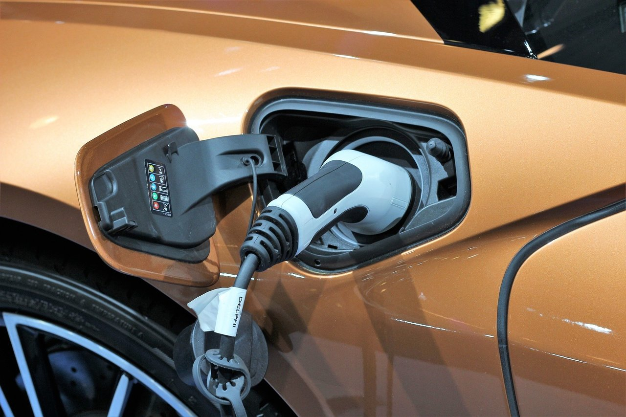 Electric is the future, but petrol still turns us on! 1