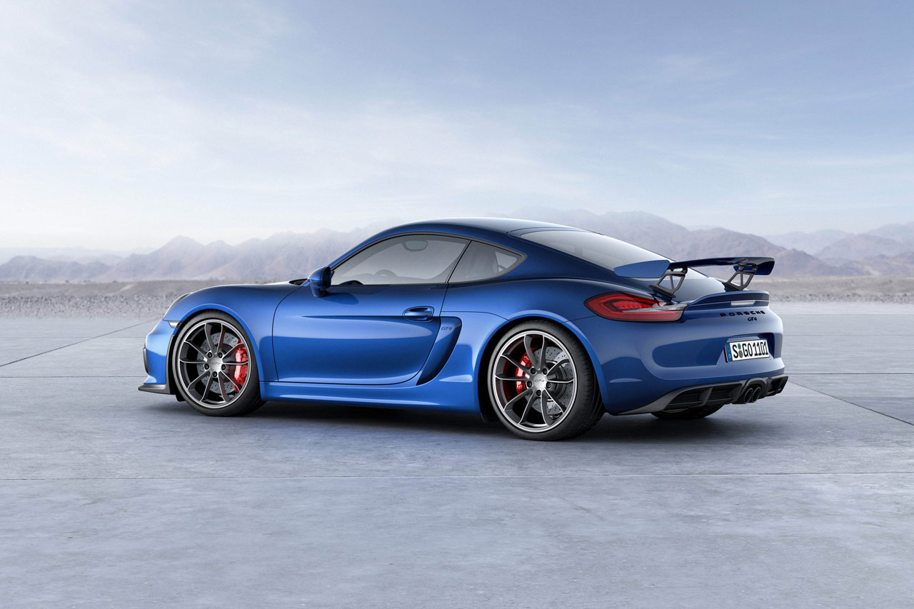 Porsche Accused Of Altering Cayman R Emission Test For Uk Market 1