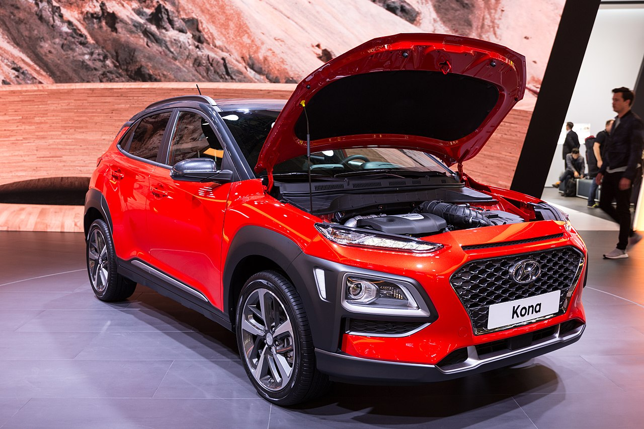 New Hyundai Kona N Performance Suv In Line For 247bhp 2
