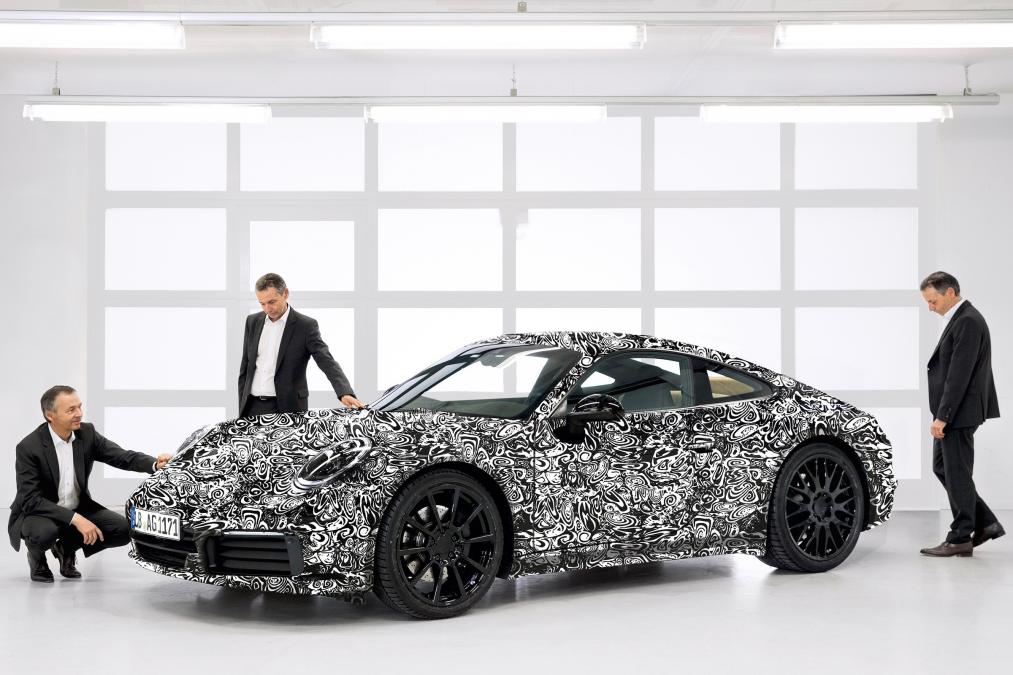 New 2019 Porsche 911: Hybrid 911s To Join Range 1