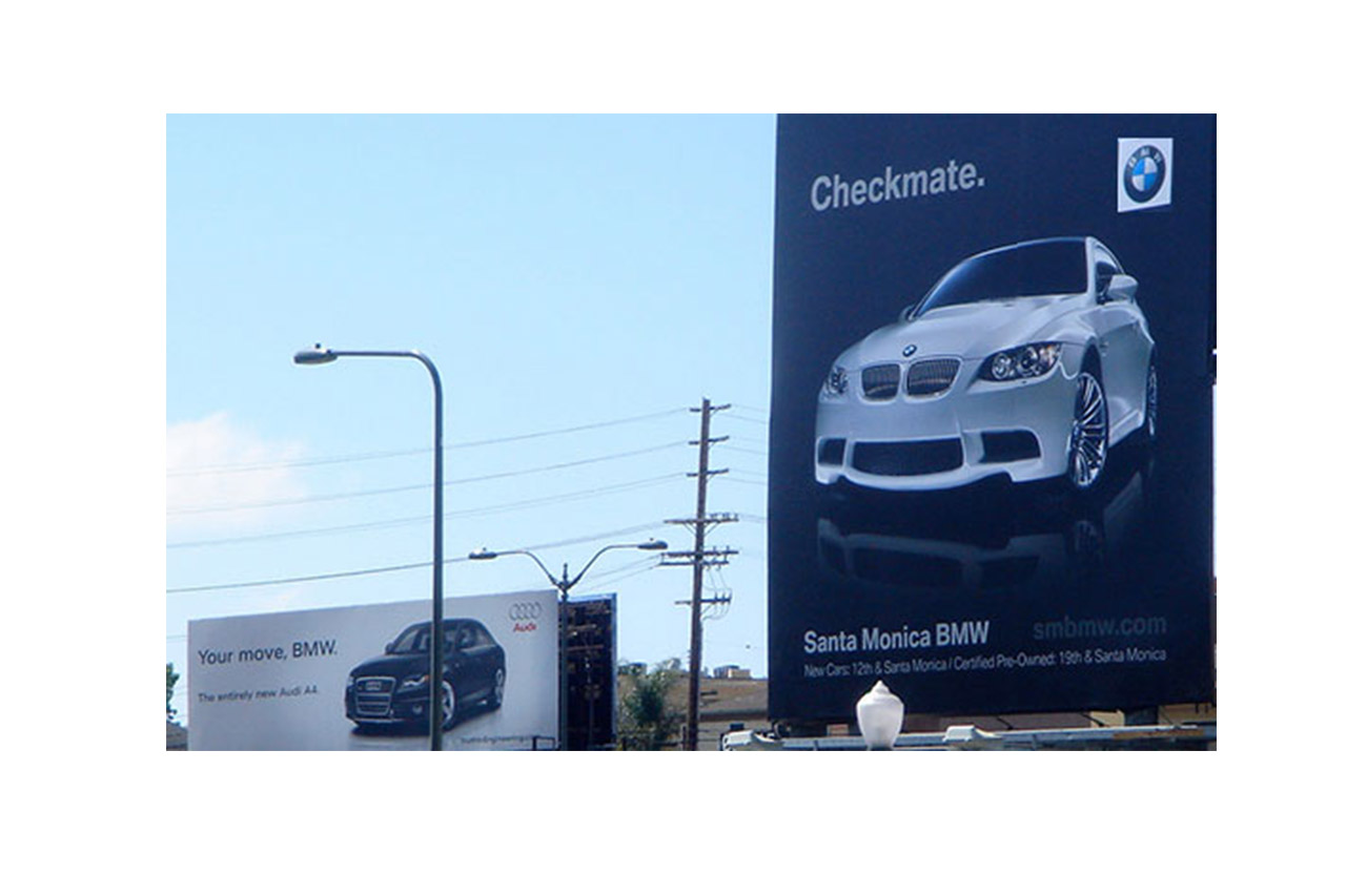 Check out some of the best car ads ever! 5