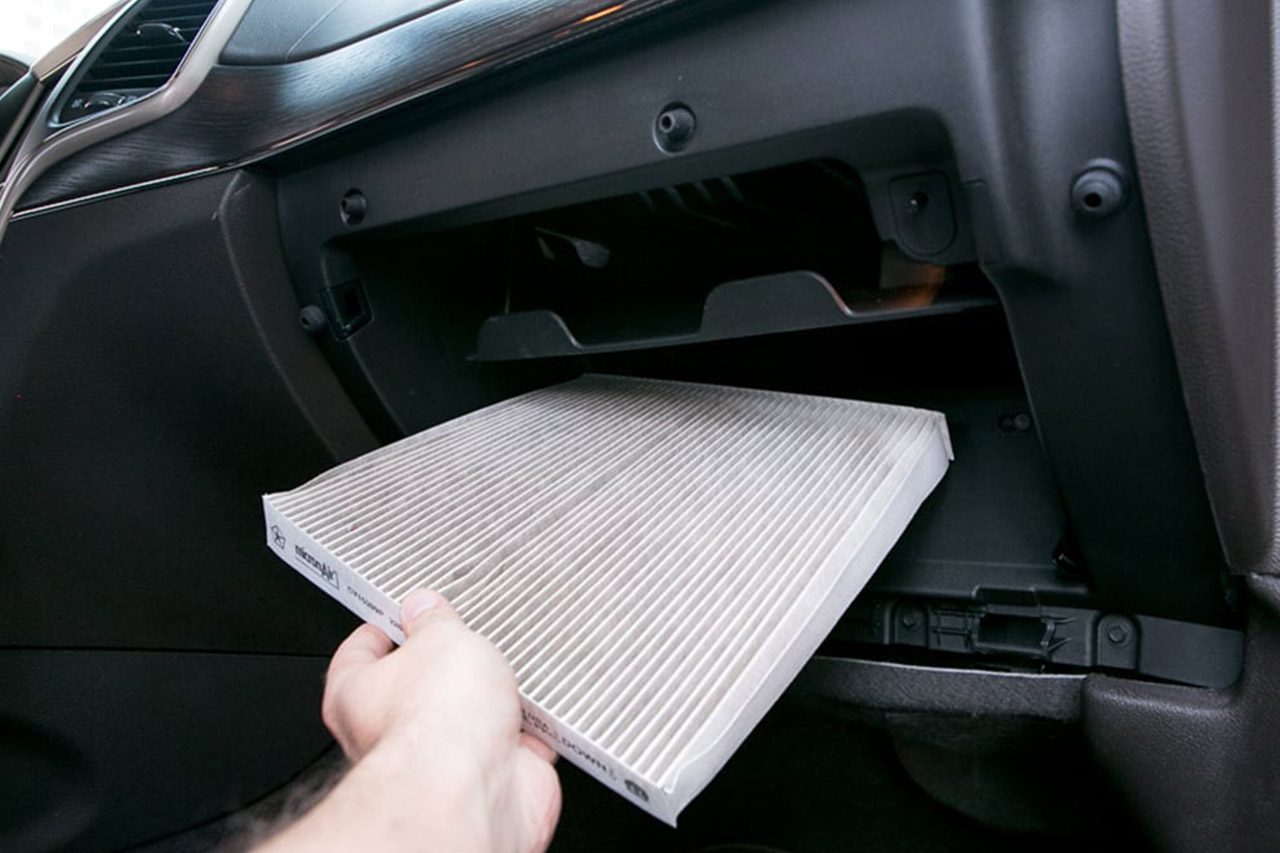 news,do it yourself,how to,sxdrv,service,pollution,air filter,filter,cabin,maintenance,diy,