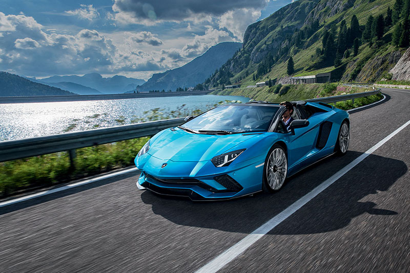 Lamborghini To Be Distributed By Toby Venter
