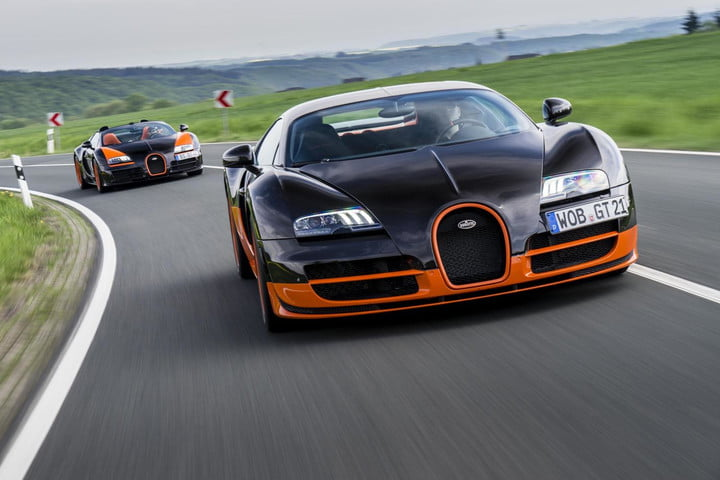 Experience Neck-snapping Speed With The Fastest-accelerating Cars 7