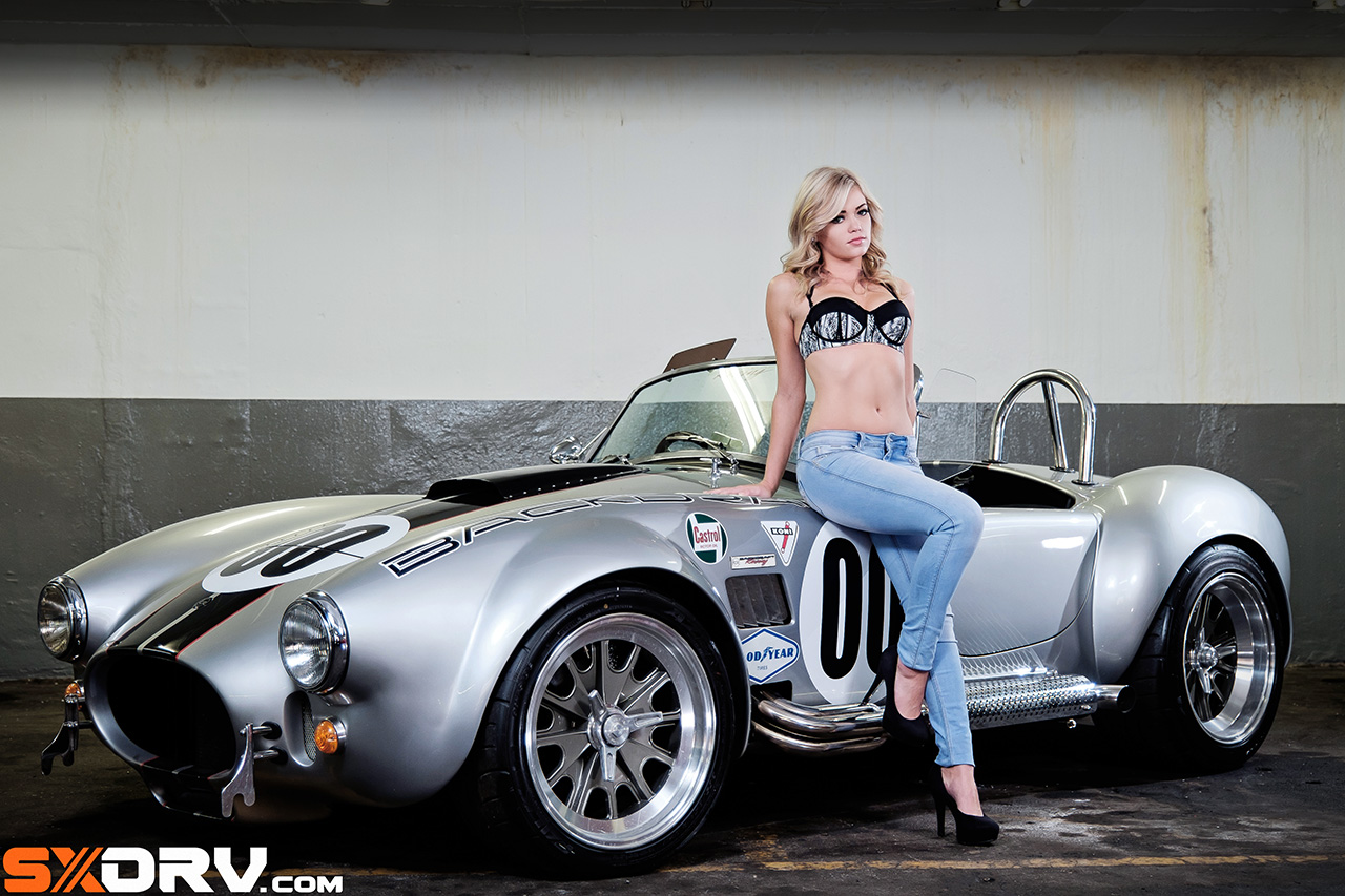 Rochelle Sally Vlok - Backdraft Cobra  - Exclusive Interview & Pictures 1