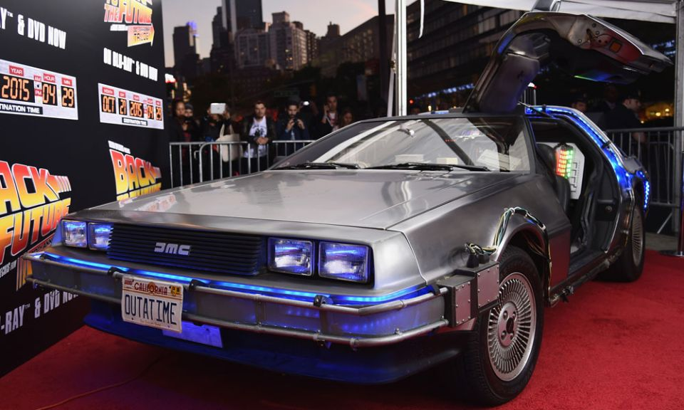 Top 10 Most Famous Movie Cars! 2