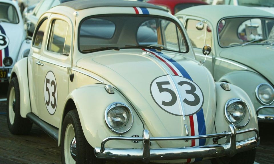 Top 10 Most Famous Movie Cars! 6