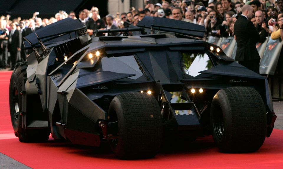 Top 10 Most Famous Movie Cars! 8