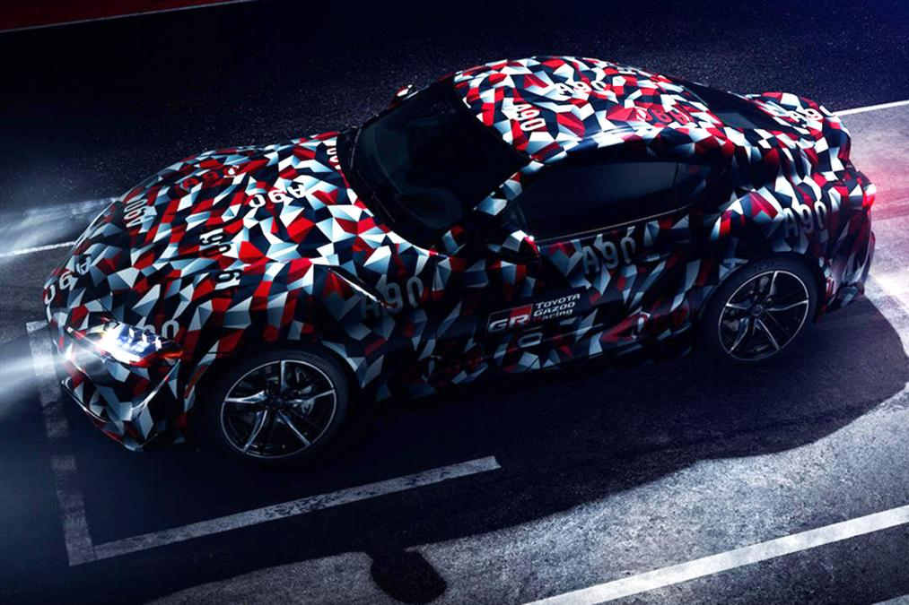 New 2019 Toyota Supra: latest pics, specs and details 1