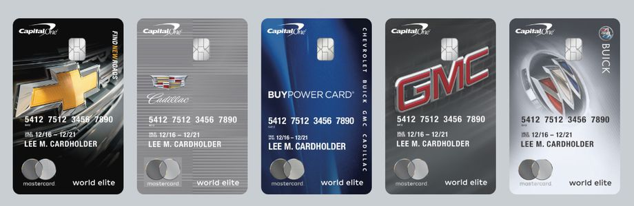 Have you seen the latest portrait bank cards? Image - 3 Cadillac Capital One on capital ford, capital chevrolet, capital toyota, capital michigan, capital nissan, capital porsche, capital chrysler cars,