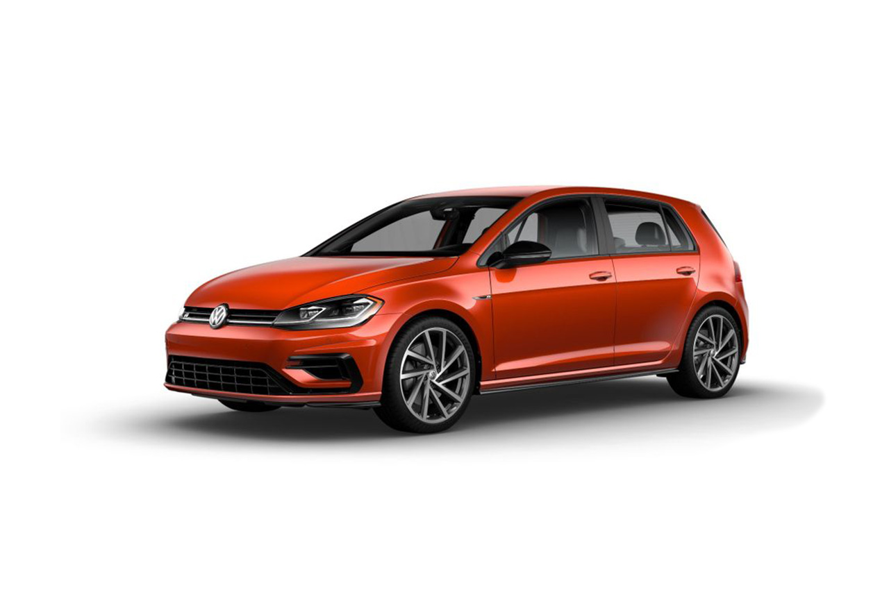 You Can Now Have Your Volkswagen Golf R In One Of 40 Colours 4