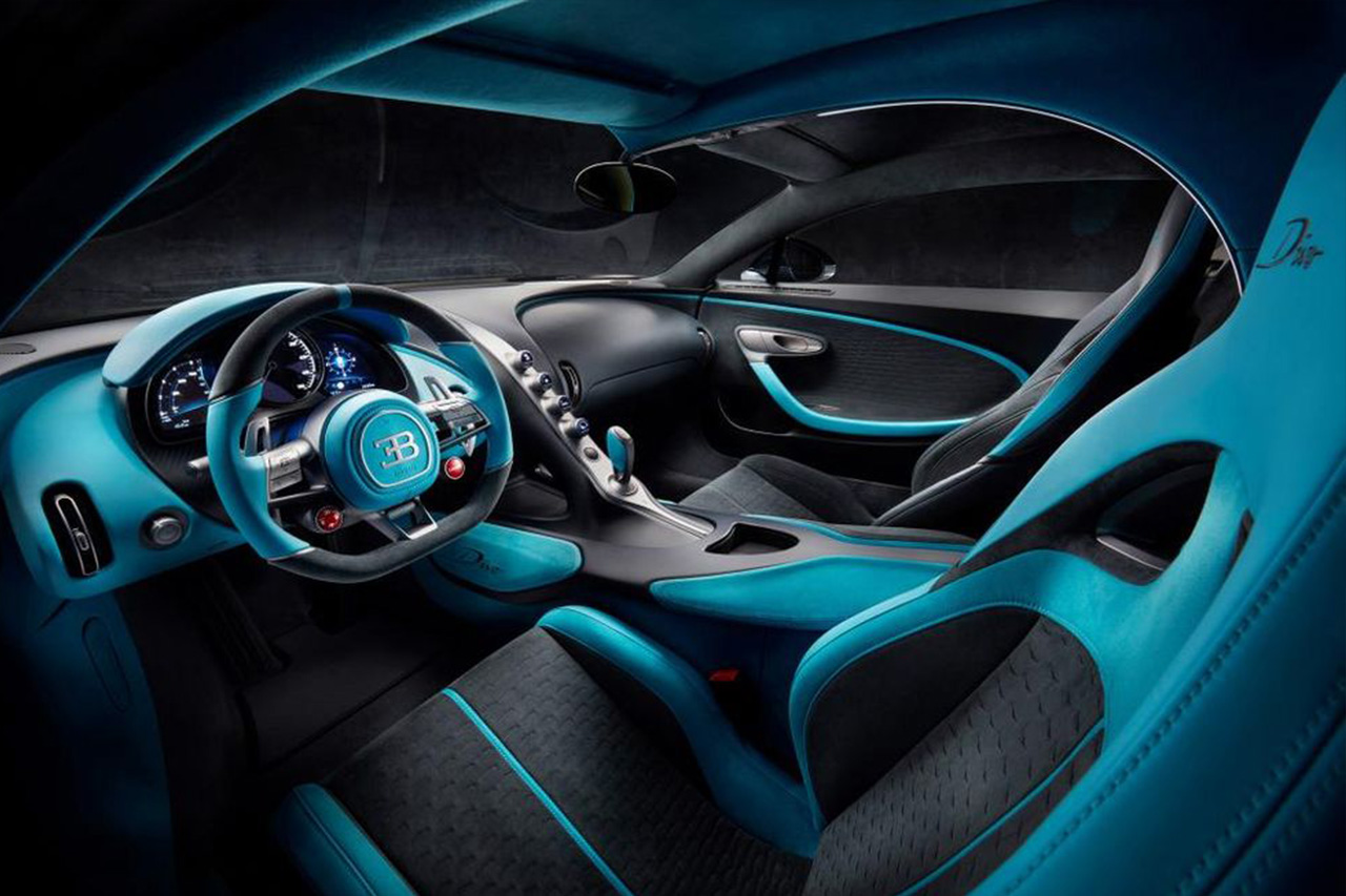 Bugatti Divo Unveiled – Bugatti Introduces A New 1103kw Super Sports Car 2