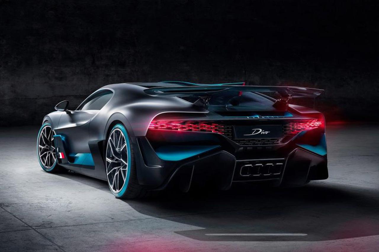 Bugatti Divo Unveiled – Bugatti Introduces A New 1103kw Super Sports Car 3