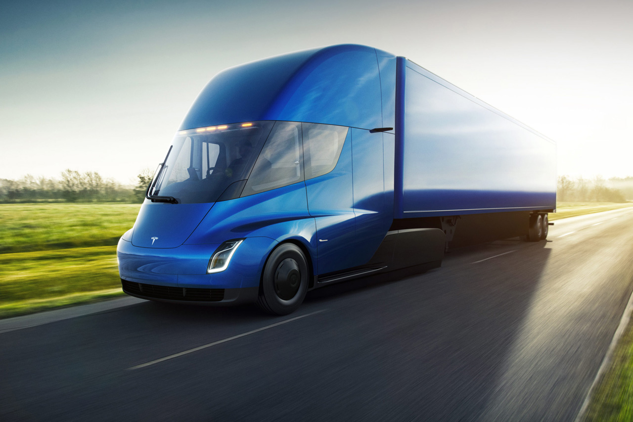 Tesla You Mother Trucker You! Electric Truck Literally Does USA! 1