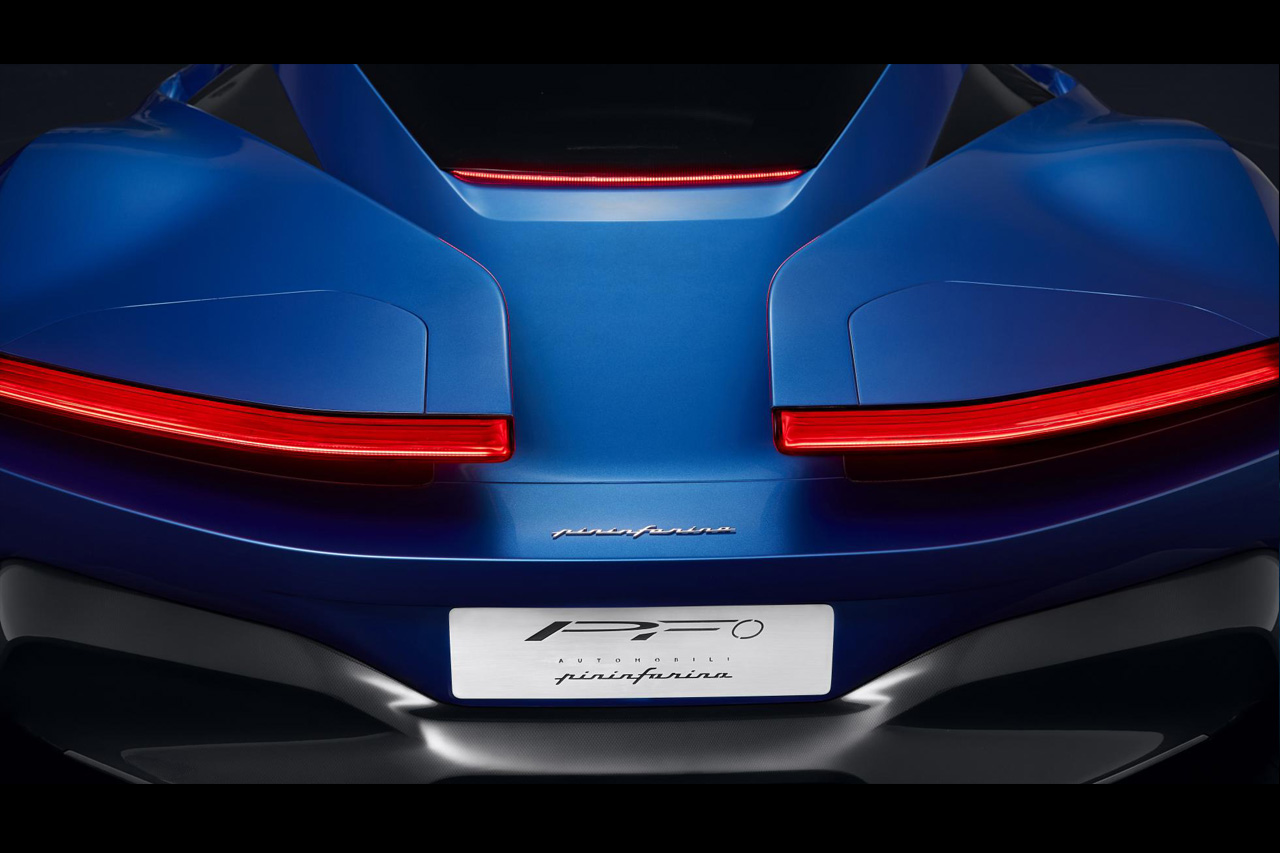 Automobili Pininfarina Reveals Their First Image Of The New PF0 Hypercar 1