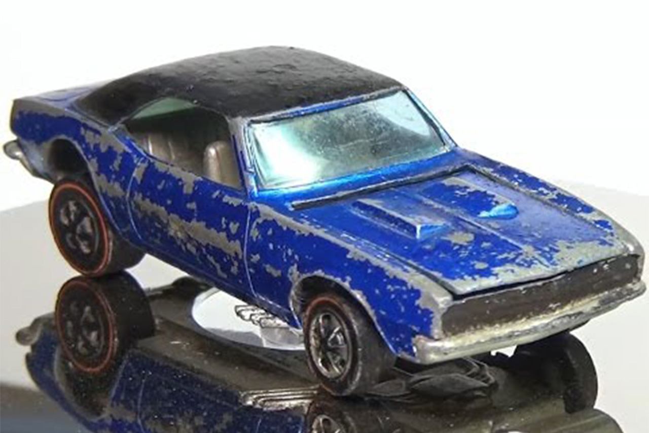 Amazing In-depth Hot Wheels Restoration 1