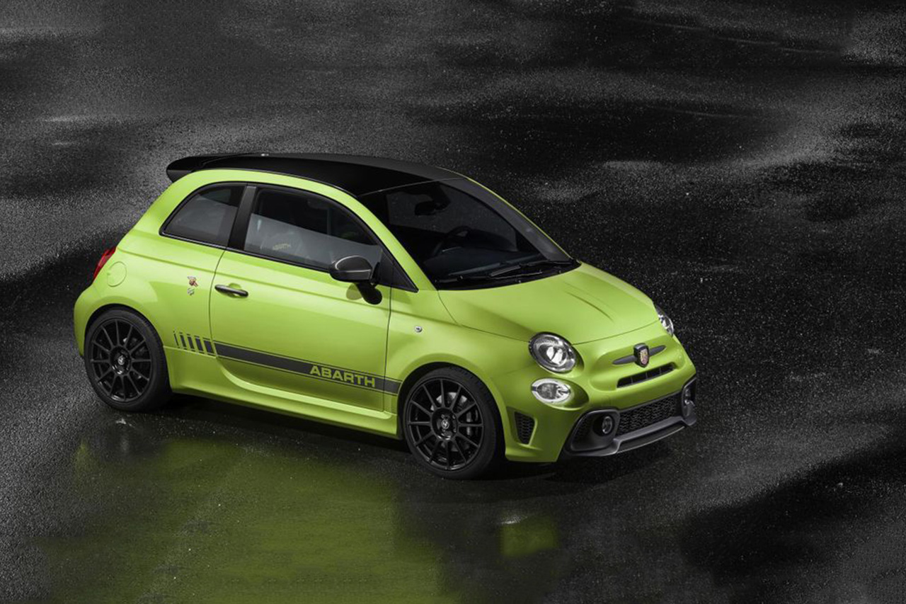 The Updated Abarth 595 Is Here With Added Volume 1