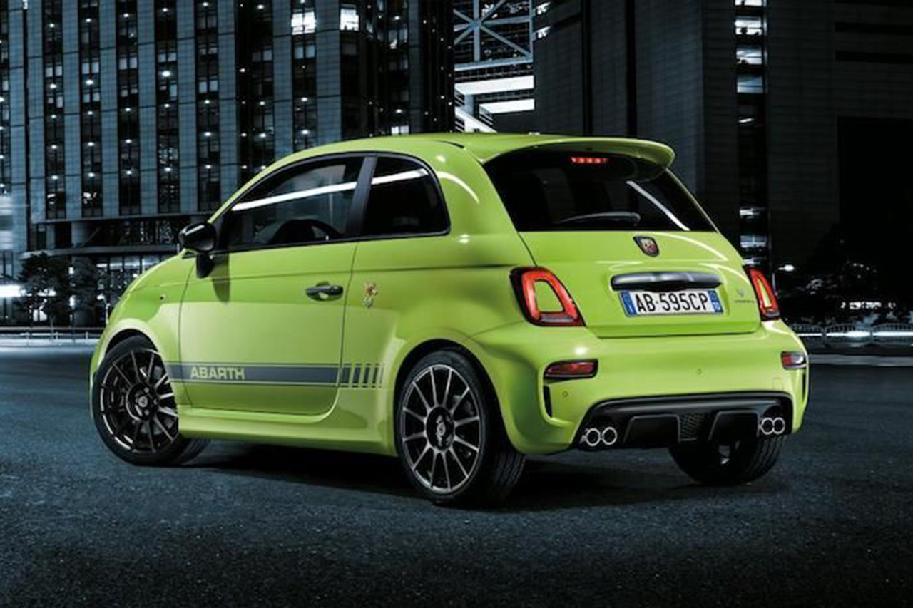 The Updated Abarth 595 Is Here With Added Volume 2