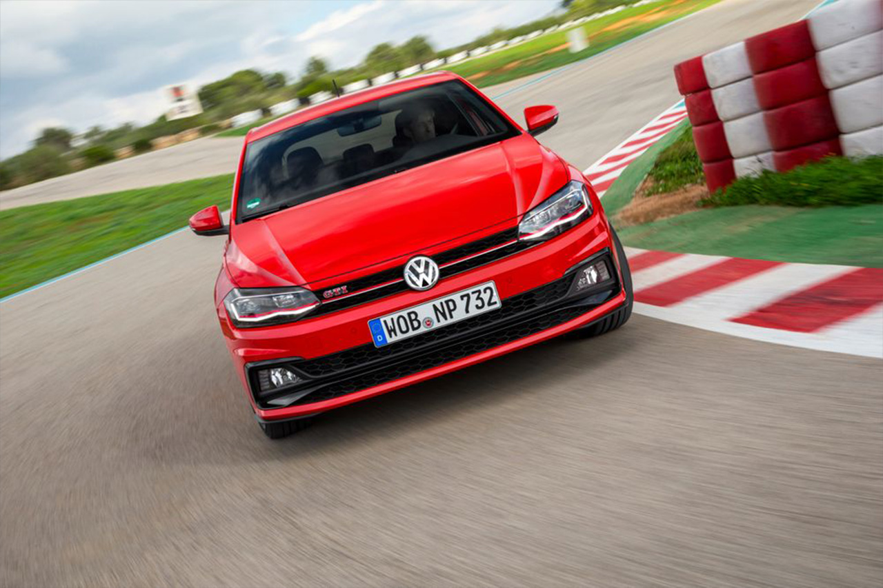 The New VW Polo GTI – All The Tech 3