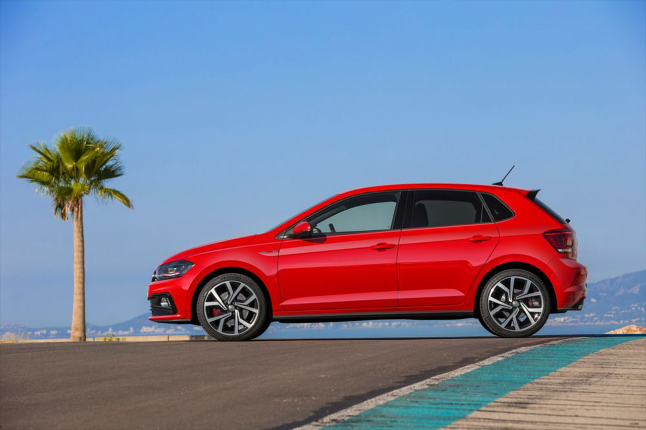 The New VW Polo GTI – All The Tech 4