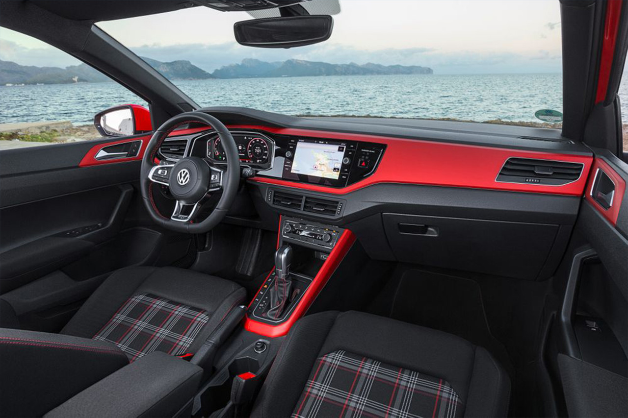 The New VW Polo GTI – All The Tech 5