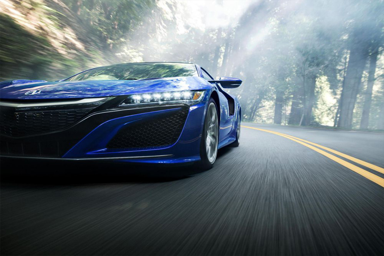 ACURA Has Issued Two Safety Recalls For The NSX 2