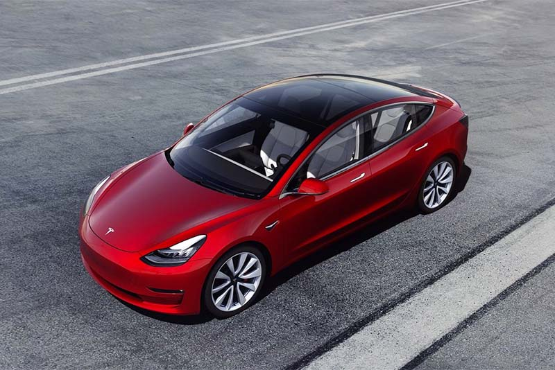 Suspect Stole A Tesla Vehicle Using An Oversight In The App 1
