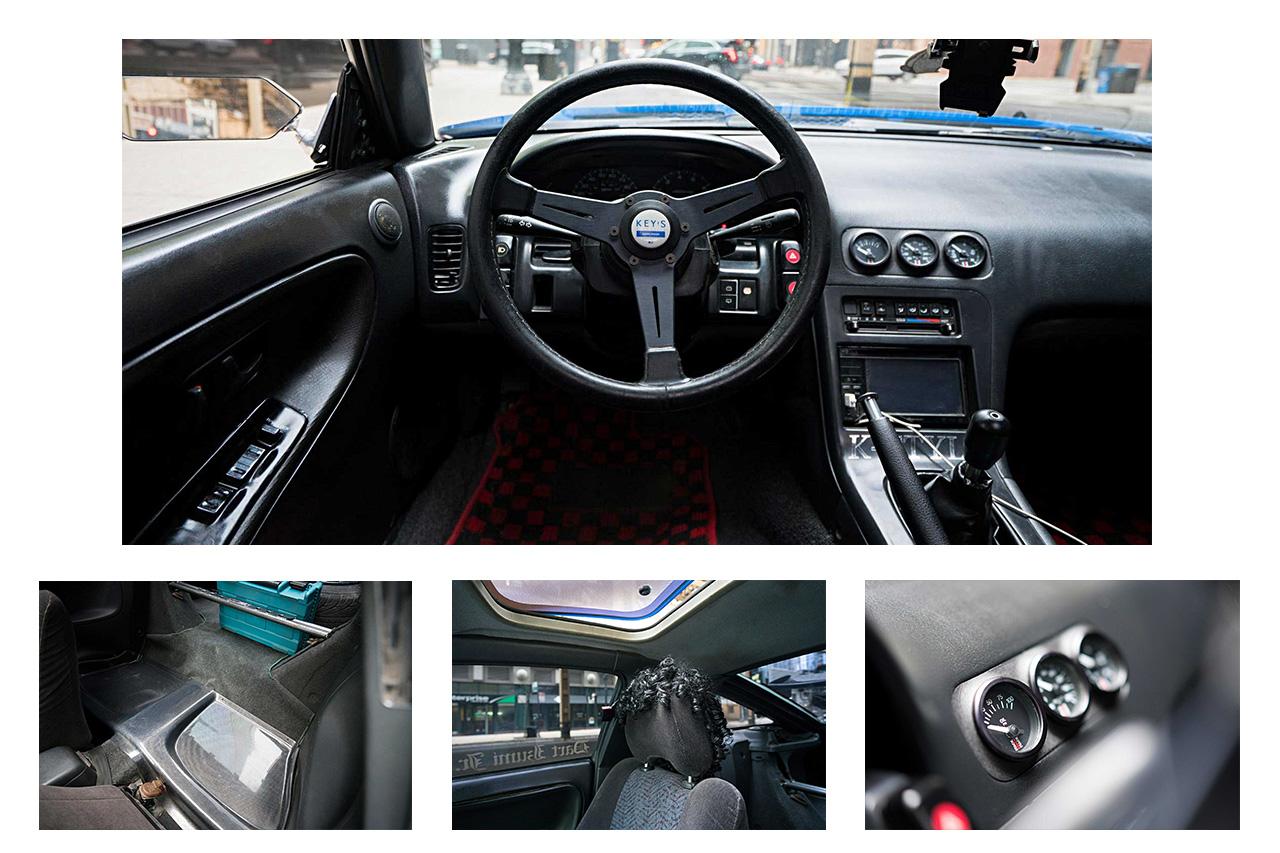 1993 Nissan 240SX S13 – International Review 5