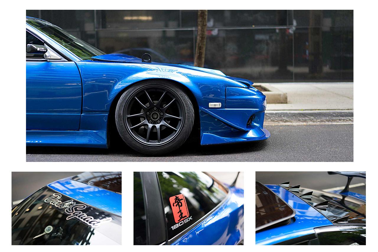 1993 Nissan 240SX S13 – International Review 7