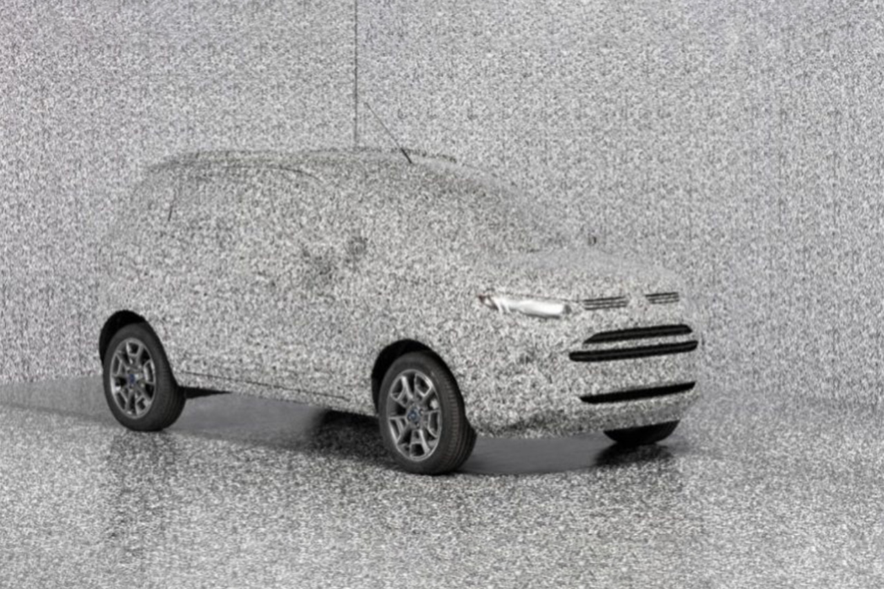 Optical Illusions Stop You From Seeing Unreleased Cars 1