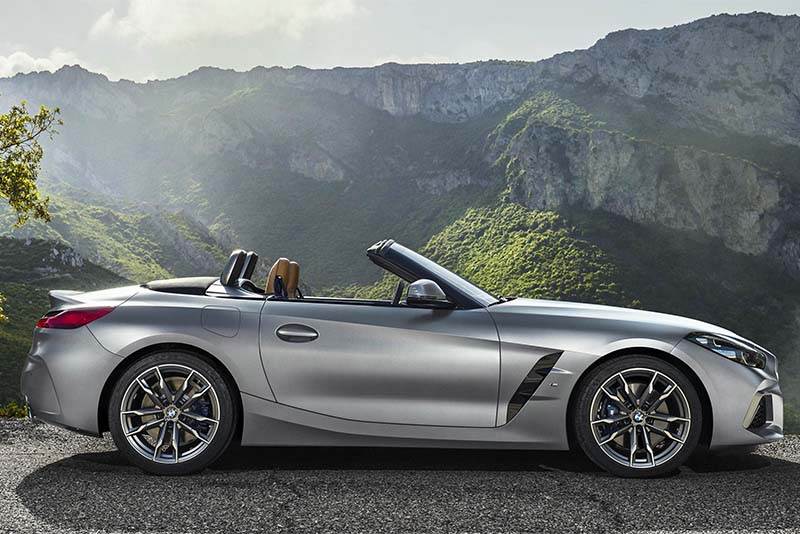 First look: BMW Z4 Roadster 1