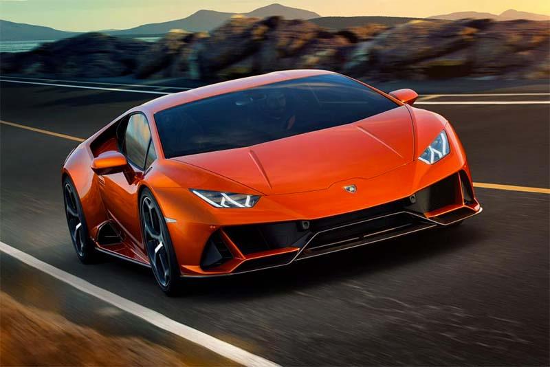 cars,all-wheel-drive,facelift,new model,2019 Lamborghini Huracan EVO,Automotive,