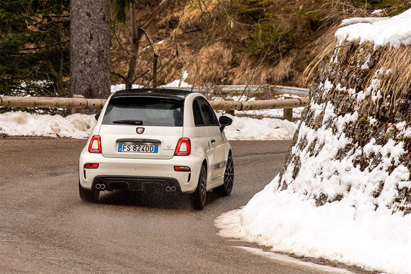 Automotive,Abarth,70 Years,Anniversary,new range,rally history,Monte Carlo Rally winner,Turini,Costa Brava,San Marino,Hessen,Alpi Orientali,145bhp 595,180bhp 595 Competizione,124 Spider GT,new sales record,cars,