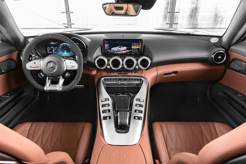 2019 Mercedes AMG GT: Price and specifications confirmed