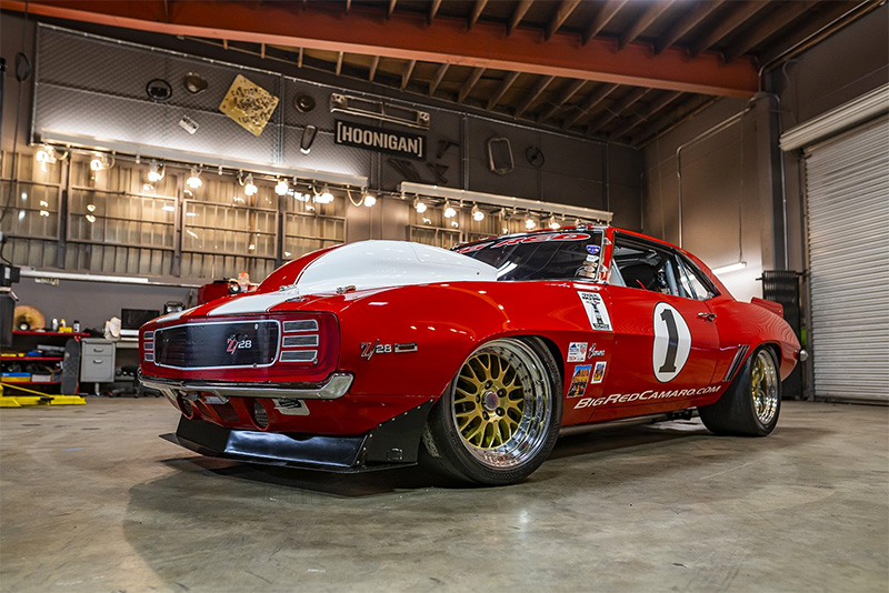 2000hp,300mph,Bonneville,cars,The Hoonigans,Pro Touring,Big Red,1969 Chevy Camaro,Automotive,