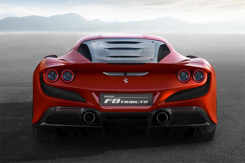 cars,488,308 GTB,F40,supercar,3.9-litre,launch,Geneva Motor Show,replacement,new model,debut,twin-turbo V8,710bhp,Ferrari F8 Tributo,Automotive,