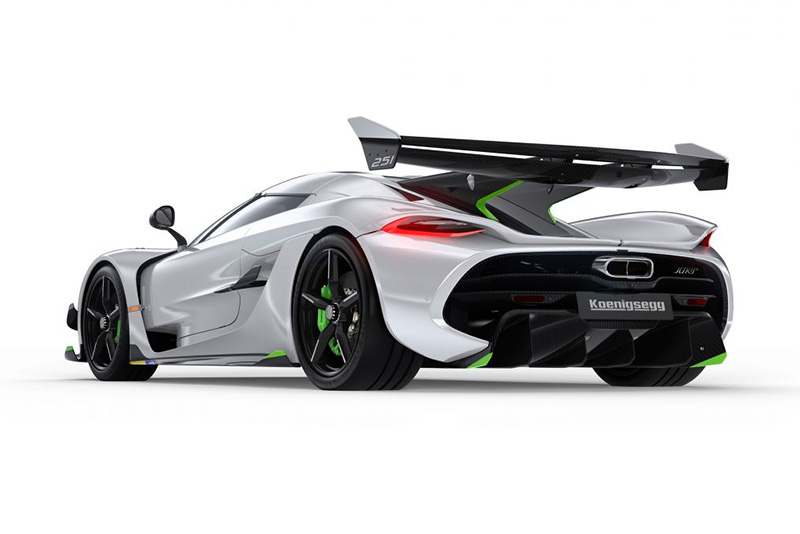 Koenigsegg Jesko Hypercar Revealed With 1600bhp