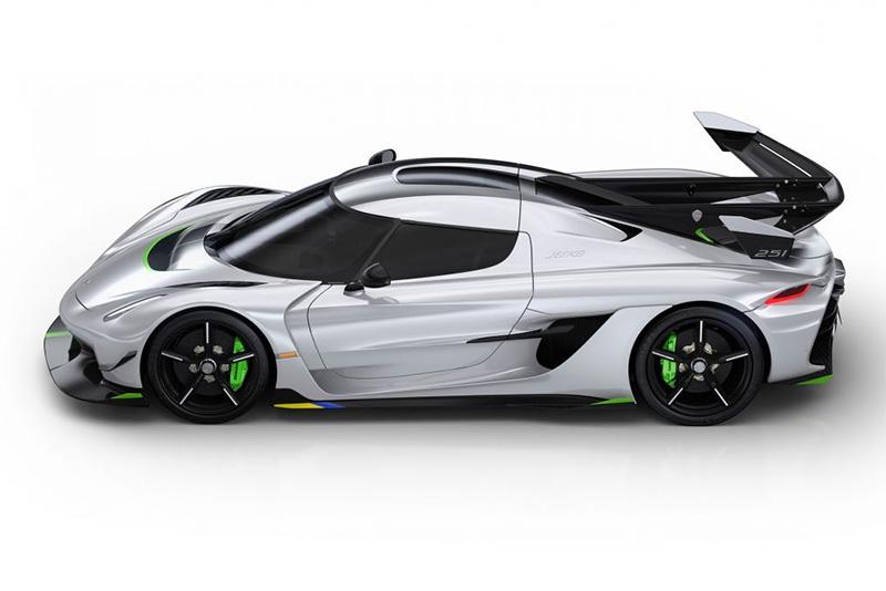 Koenigsegg Jesko Hypercar Revealed With 1600bhp