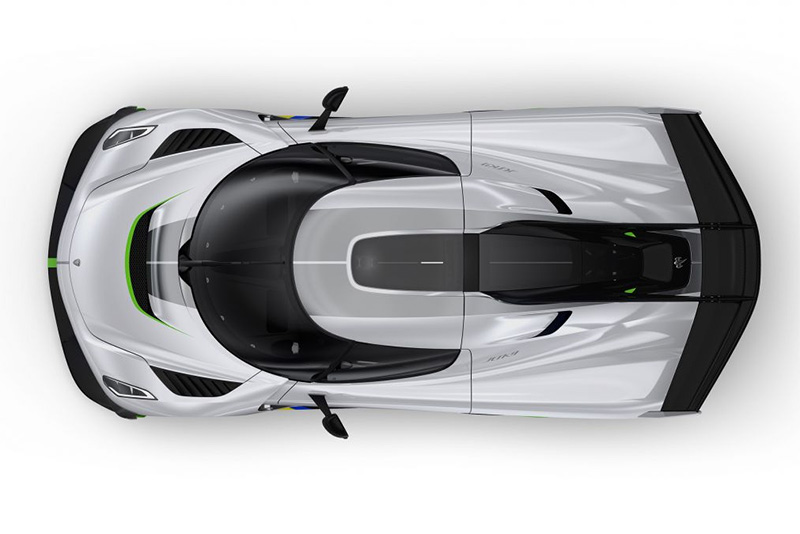 cars,1000kg's of downforce,Light Speed Transmission (LST),5.0-litre turbocharged V8,Agera,revealed,reveal,launch,Geneva International Motor Show,1600bhp,Hypercar,Koenigsegg Jesko,Automotive,