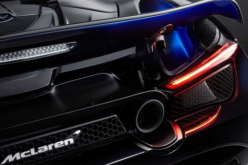 The Spectacular 720S Spider By McLaren Special Operations