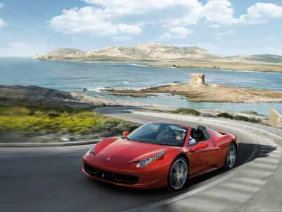 Video: Ferrari 458 Spider: Is This Awesome V8 The Last Of Its Kind?