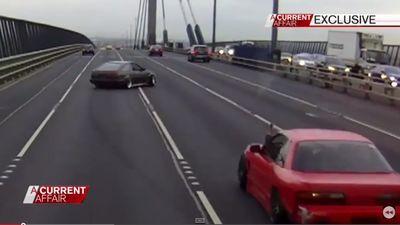 Video: Ae86 Drifter Putting Lives At Risk Peak Hour Kamikaze Melbourne Australia