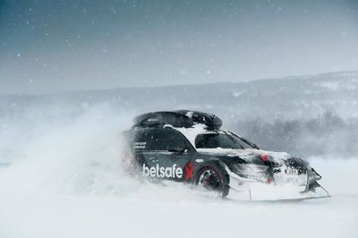 Video: Jon Olson's Rs6 Dtm Is The Fastest, Most Awesome Snowplow You'll Ever See!