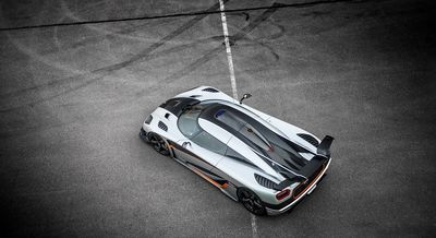 Video: Watch Koenigsegg's Monstrous One:1 Hit 220mph At Hypermax!