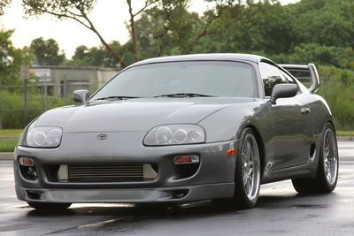 Video: Watch This Supra With 1100hp On Tap Go Mental, With Enough Power To Turn The World Around.