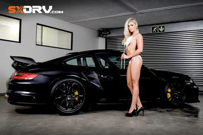 Merelda Du Plessis - Porsche 911 Gt2 -  Exclusive Interview & Pictures